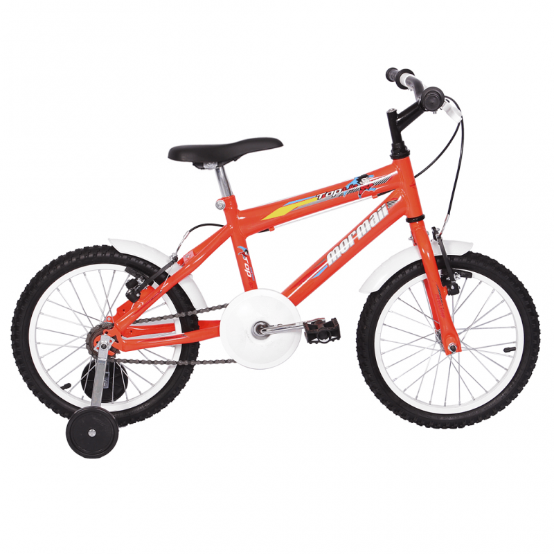Bicicleta Mormaii Aro 16 Top Lip Cross - c/ aro AE...