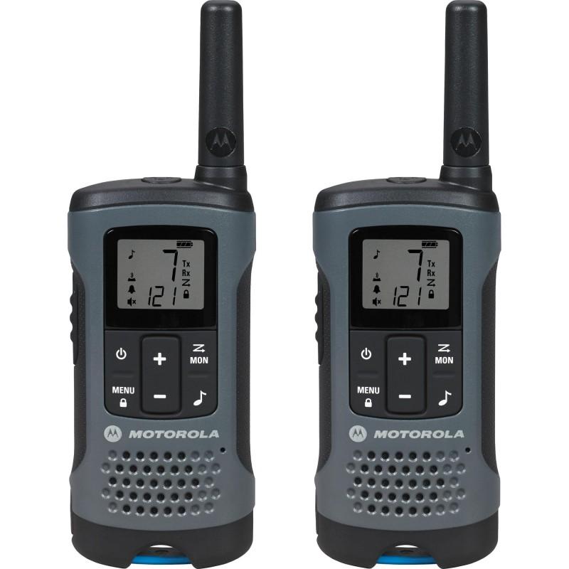 Rádio Comunicador Talkabout Motorola 32km T200BR ...