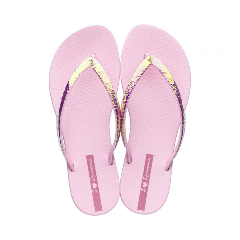 Chinelo Ipanema Wave Fever - Rosa/Rosa (26227)