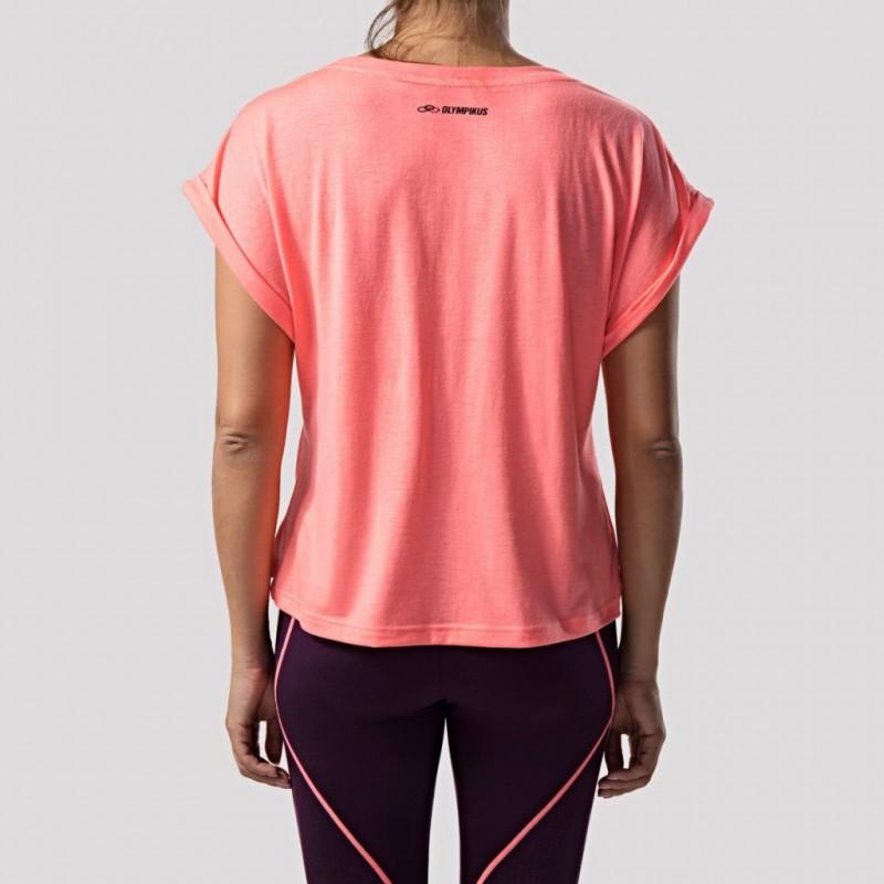 Camiseta Olympikus T-Shirt Wave Feminino
